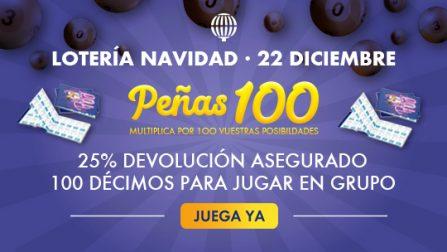 Peñas 100